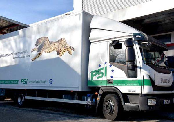 Truck 7.5 t