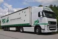 Truck 40 t semi-trailer